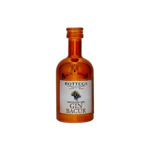 Bottega Bacur Dry Gin 5cl