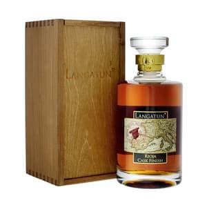 Langatun Rioja Cask Finish Single Malt Whisky 50cl
