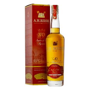 A.H. Riise X.O. Ambre d'Or Reserve (Spiritueux à base de rhum) 70cl