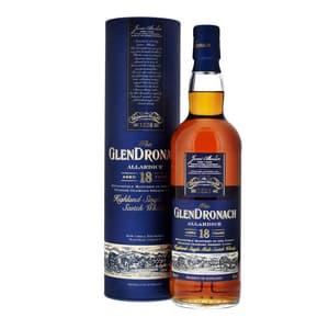 Glendronach Allardice 18 Years Single Malt Whisky 70cl