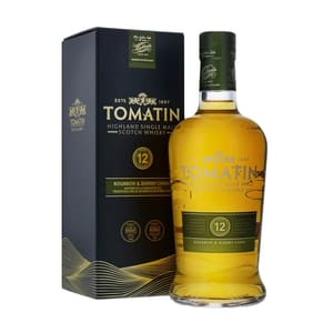 Tomatin 12 Years 70cl