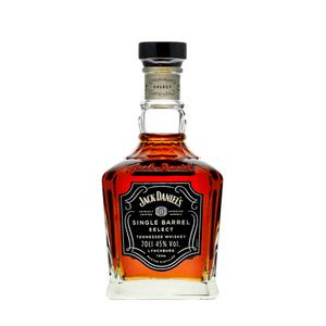 Jack Daniel's Single Barrel Whiskey 70cl