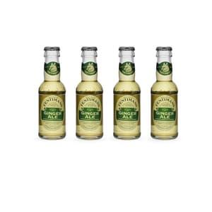 Fentimans Ginger Ale 12.5cl 4er Pack