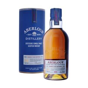 Aberlour 14 Years Double Cask Single Malt Whisky 70cl