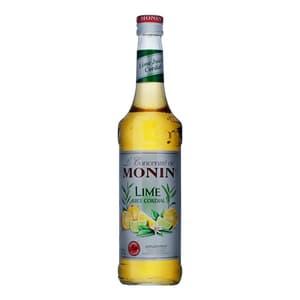Monin Lime Juice Cordial Mixer 70cl