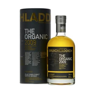 Bruichladdich The Organic 2009 Single Malt Whisky 70cl
