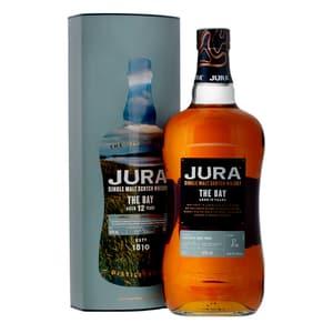 Jura The Bay 12 Years Single Malt Whisky 100cl