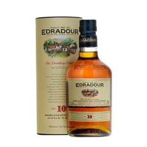Edradour 10 Years Single Malt Whisky 70cl