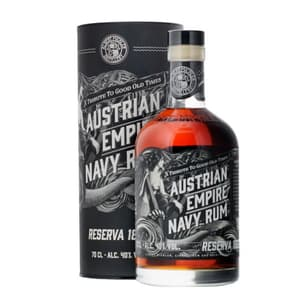 Austrian Empire Navy Rum Reserve 1863 70cl