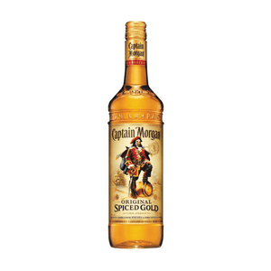 Captain Morgan Spiced Gold 70cl (Spirituose auf Rum-Basis)