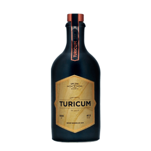Turicum Wood Barreled Gin 50cl