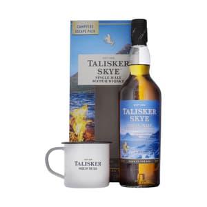 Talisker Skye Single Malt Whisky 70cl Set mit Mug