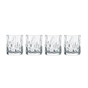 Nachtmann Shu Fa Whisky Tumbler, Pack de 4