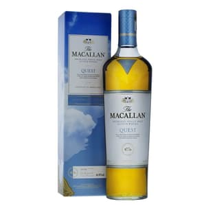The Macallan Quest Single Malt Whisky 70cl