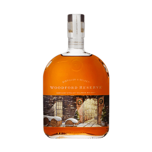 Woodford Reserve Kentucky Straight Bourbon Whiskey Holiday Edition 2021 70cl