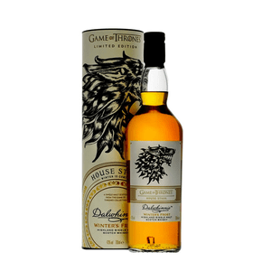 Dalwhinnie Winter's Frost Whisky Game of Thrones Edition 70cl