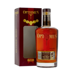 Opthimus 15 Jahre Solera Res Laude Rum 70cl