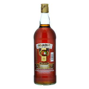 Belmont Estate Golden Coconut (Rum-Basis) 100cl