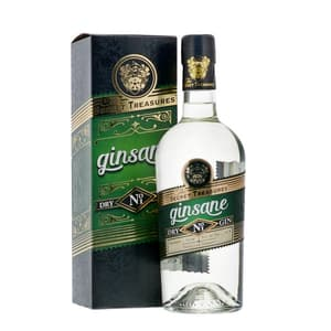 The Secret Treasures Ginsane Dry Gin 70cl