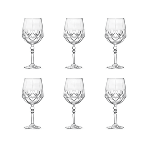 RCR Luxion Professional Alkemist Cocktail Glas, 6er-Pack