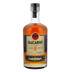 Bacardi 8 Años 70cl