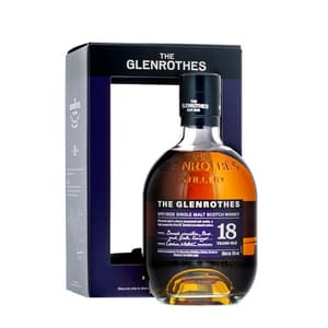 Glenrothes 18 Years The Soleo Collection Single Malt Whisky 70cl