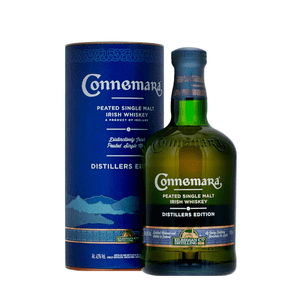 Connemara Distillers Edition Peated Single Malt Irish Whiskey 70cl