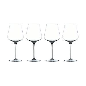 Nachtmann ViNova Rotweinglas Magnum, 4er-Set