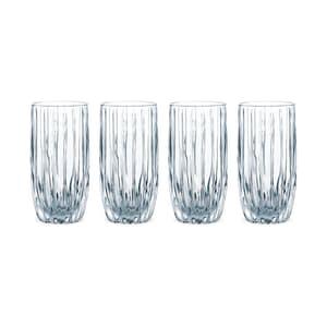 Nachtmann Prestige Longdrink Glas, 4er-Set