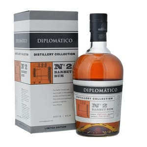 Diplomatico Distillery Collection No2 Barbet Still 70cl