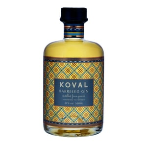 Koval Barreled Gin 50cl