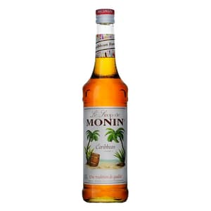 Monin Caribbean Rum Sirup 70cl