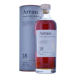 Arran 18 Years Single Malt Whisky 70cl