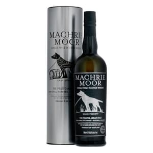 The Arran The Peated Machrie Moor Cask Strength Single Malt Whisky 70cl