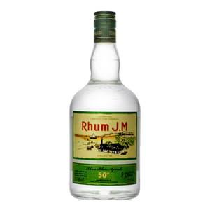 J.M Rhum Agricole Blanc 50° 100cl