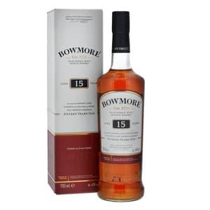 Bowmore 15 Years Single Malt Whisky 70cl