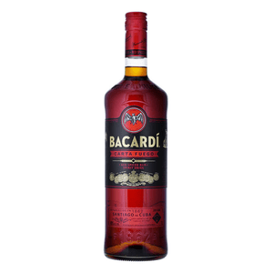 Bacardi Carta Fuego Red Spiced 100cl (Spirituose auf Rum-Basis)