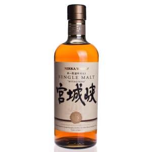 Nikka Miyagikyo 15 Years Single Malt Whisky 70cl