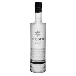 Isfjord Premium Artic Vodka 70cl