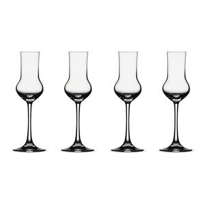 Spiegelau Vino Grande Schnapsglas, 4er-Set
