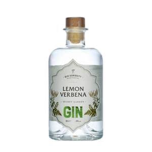 The Secret Garden Lemon Verbena Gin 50cl