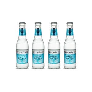Fever-Tree Mediterranean Tonic Water 20cl Pack de 4