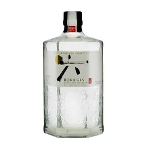 Roku Gin The Japanese Craft Gin 70cl