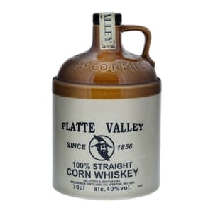 Platte Valley Straight Corn Whisky 70cl