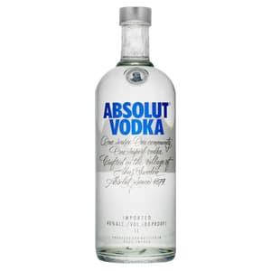 Absolut Vodka 100cl