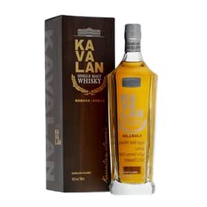 Kavalan Classic Single Malt Whisky 70cl