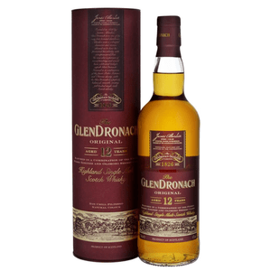 Glendronach 12 Years Single Malt Whisky 70cl