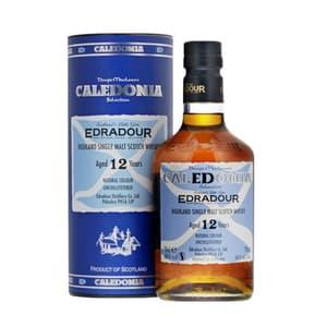 Edradour 12 Years Caledonia Single Malt Whisky 70cl