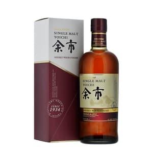 Nikka Yoichi Single Malt Whisky Sherry Wood Finish 70cl