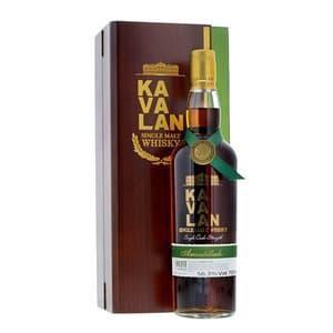 Kavalan Solist Amontillado Sherry Cask Whisky 70cl 56.3%